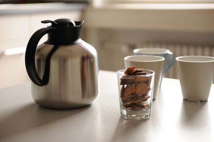 Schreibtisch in Prüm Kaffee